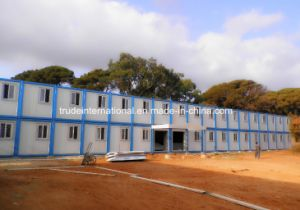 Steel Frame Container/Prefabricated/Prefab/Modular/Mobile House pictures & photos