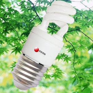 Half Spiral Energy Saving Lamp (CFL Half Spiral 01)