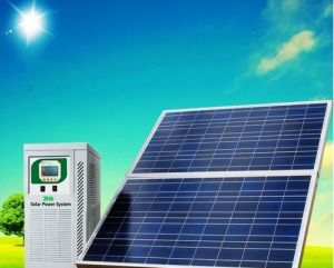 Polycrystalline 205W Solar Panel pictures & photos