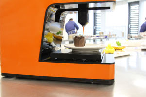 Best Price High Accuracy Food Chocolate 3D Printer pictures & photos
