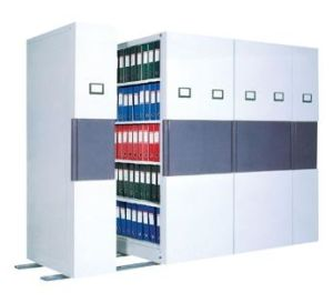 Mechanical Handle-Pull Mobile Filing Cabinet (T4A-04) pictures & photos
