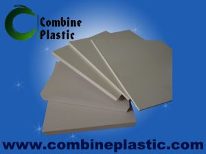 Building Best Choice Constuction Materials PVC Celuka Foam Board Template pictures & photos