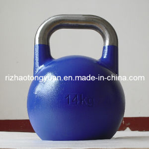 14kg Precision Competition Kettlebell pictures & photos