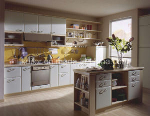 PVC Kitchen Furniture (Martina)