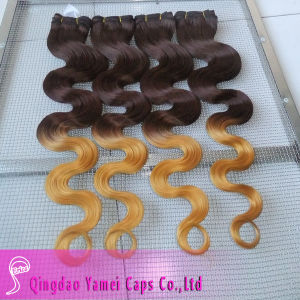 New Products Qingdao Peruvian Body Wave Virgin Human Hair Weave (YM-W-052)