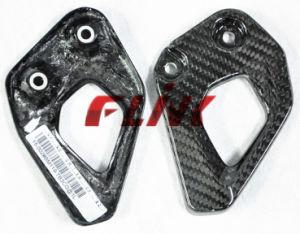 Motorcycle Carbon Fiber Parts Heel Plates (BM119) for BMW R1200GS 2013-2015 pictures & photos