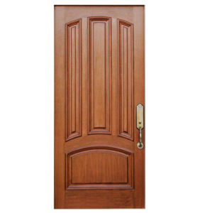 China Solid Wood Doors Wooden Doors Interior Doors Entry