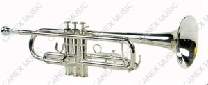 Bb Key Trumpet (Middle Level) -TR-235S pictures & photos