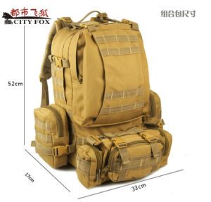 Military and Tactical Assault Backpack 001 pictures & photos