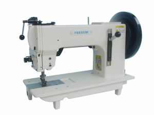 Unison Feed Extra Heavy Duty Lockstitch Sewing Machine pictures & photos