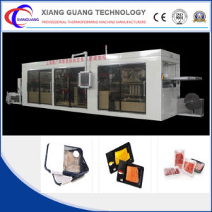 Pet PP PS Food Container Making Machine, Food Plate Thermoforming pictures & photos