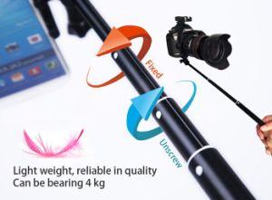 Bluetooth Selfie Stick Rk89e Selfie Kit 6 In1 Sturdy Monopod (OM-RK89E) pictures & photos