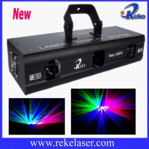Laser Light Show, Laser Projector (Reke-08RPG))