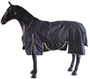 Waterproof and Breathable Winter Horse Rugs (SMR1643) pictures & photos