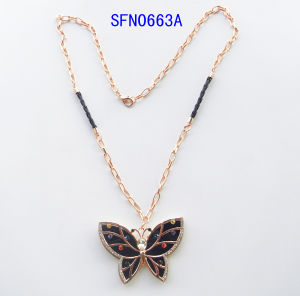 Fashion Jewelry Fashion Butterfly Pendant