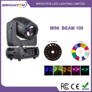 Stage Effects Mini LED 100W Beam Moving Heads pictures & photos