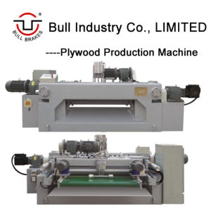 Plywood Machine for Rotary Cutting Machine with Turn Key Project pictures & photos