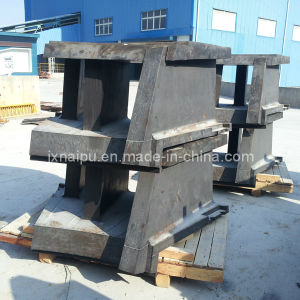 Made in China Mining Machinery Mill Discharging End Board
