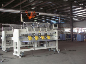 Multi Head Cylinder Type Embroidery Machine (CT)