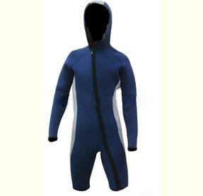 Neoprene Wetsuits Diving Suits Waterproof Surfing Suit with Hood pictures & photos