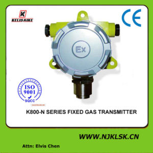 LED Display 4-20mA Fixed H2s Gas Detector pictures & photos