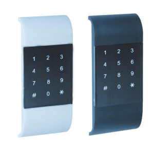 ABS Plastic Panel Password Electronic Cabinet Lock (11AM)