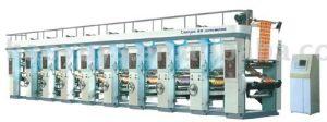 Rotogravure Printing Machine (YS-ZD)
