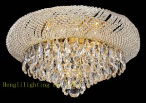 Crystal Ceiling Lamp HLC-20829/5+1