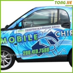 Custom Personalized Graphics Car Full Body Vinyl Sticker pictures & photos