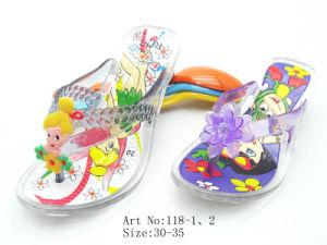 Children′s PVC Sandal (118)