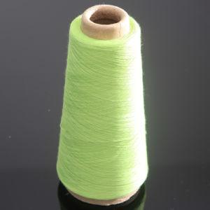 Green Spun Yarn