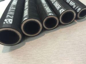 En856 4sp Hydraulic Mining Flexible Rubber Hose pictures & photos