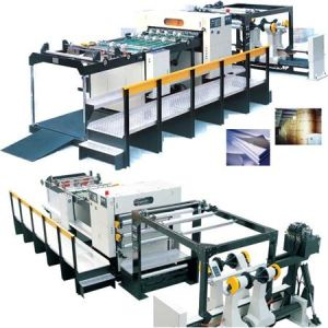 High Speed Paper Cutter pictures & photos