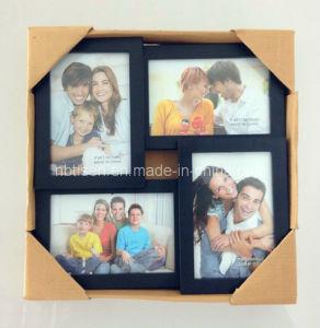 Plastic Multi Photo Frame (H-4)