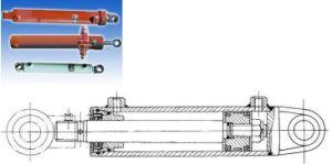 Dg Type Vehicle Hydraulic Cylinder