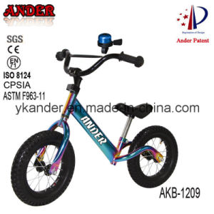 Ander Newest Baby Walker /Children Bike with Ring Bell (AKB-AL-1209)