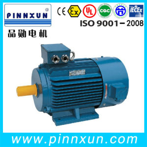 Three Phase 100kw Gear Motor pictures & photos