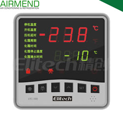 Temperature Controller (LTC-100) for Middle and Low Temperature Cold Storage