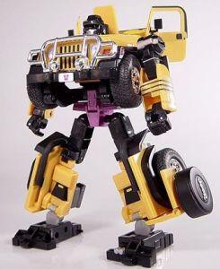 Model Transformers Toys