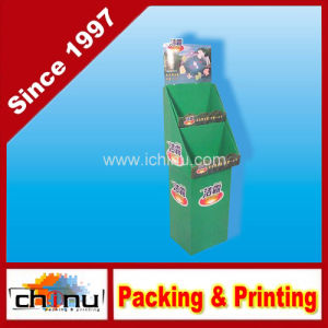 Washing Powder Paper Corrugated Board Pallet Display (6215) pictures & photos