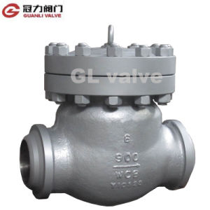 Carbon Steel Swing Check Valve Weleded Ends pictures & photos