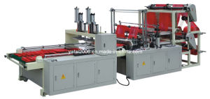 Automatic Four-Line Bottom Sealing Bag-Making Machine (YTDFR-700/800) pictures & photos