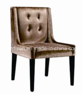 Modern Aluminum Hotel Chair/ Dining Chair/ Lounge Chair (DS-M105)