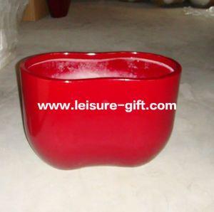 Fo-298 Indoor & Outdoor Bowl Fiberglass Flower Pot pictures & photos