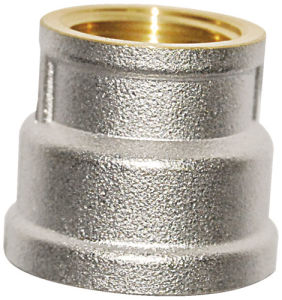 Brass Pipe Connected Coupling Fitting (a. 0205)