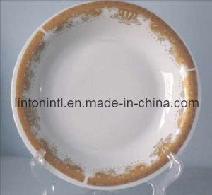 Soup Plate Porcelain