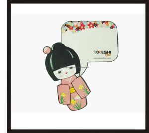Fridge Magnet Memo Board - 2
