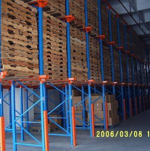 Storage Shelf CE Certified Warehouse Drive in Racking pictures & photos