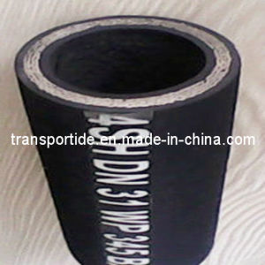 4 Spiral Wire Hydraulic Rubber Hose pictures & photos