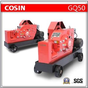Cosin Gq50 6-50mm Electric Motor Rebar Cutter
